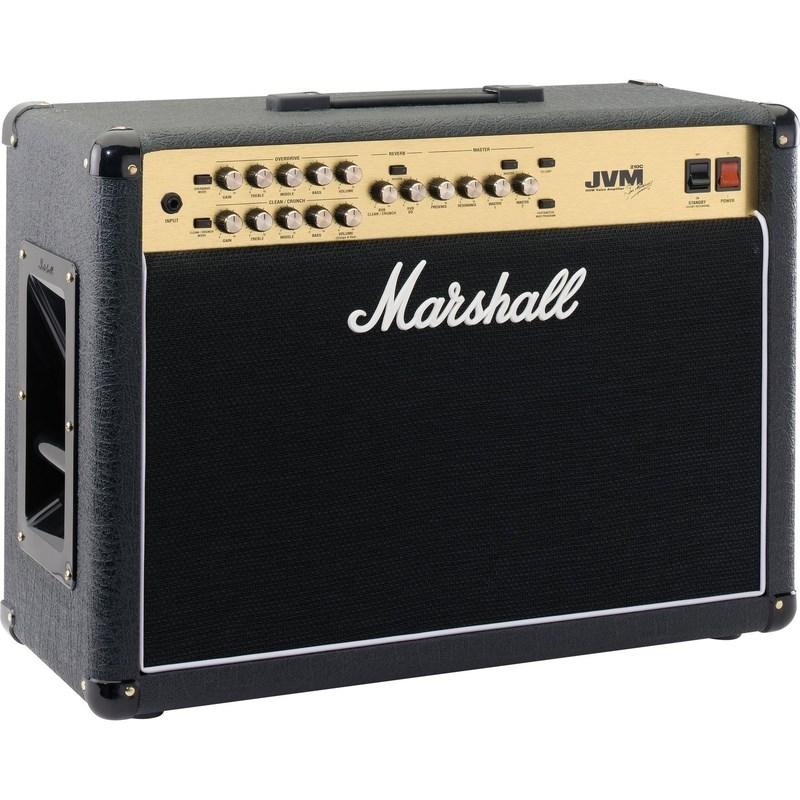 Amplificador Valvulado para Guitarra Jvm210c Marshall