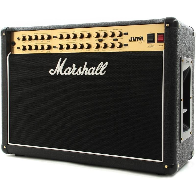 Amplificador Valvulado para Guitarra Jvm410c Marshall