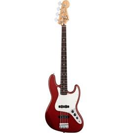 Baixo 4 Cordas Standard Jazz Bass 0146200509 Fender - Vermelho (Candy Apple Red) (09)
