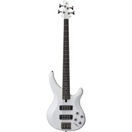 Baixo 4 cordas TRBX RoseWood -304 Yamaha - Branco (WH)