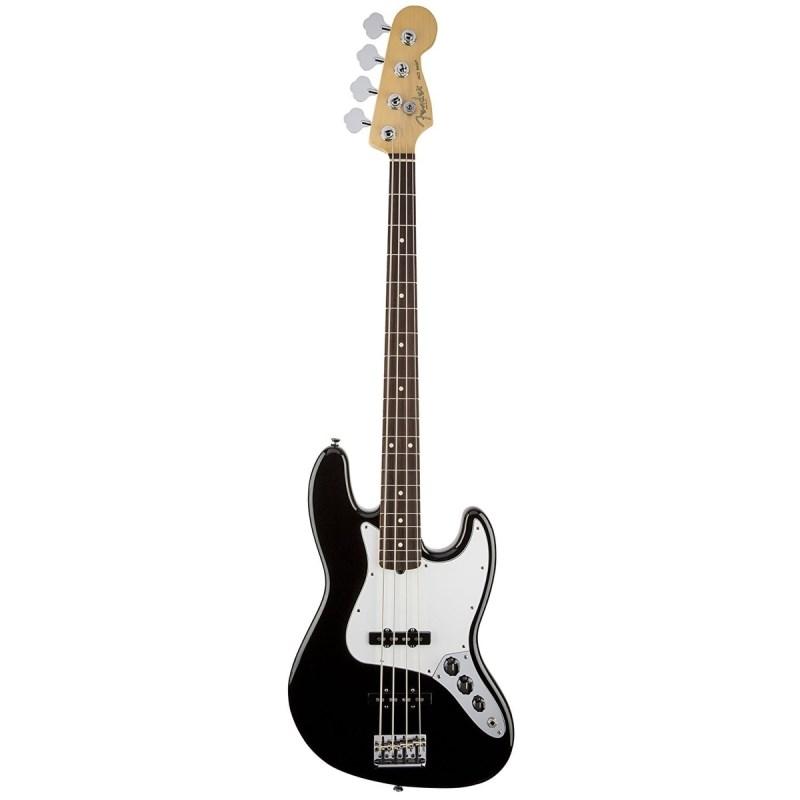 Baixo 4C American Standard 2012 Jazz Bass® 0193700706 Fender - Preto (Black) (06)