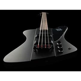 Baixo Epiphone Thunderbird Gothic Iv Epiphone - Preto (Satin Black) (SB)