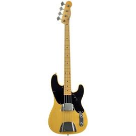 Baixo Fender 4 Cordas Ltd 51 Closet Classic Precision Bass Fender - Nocaster Blonde (038)