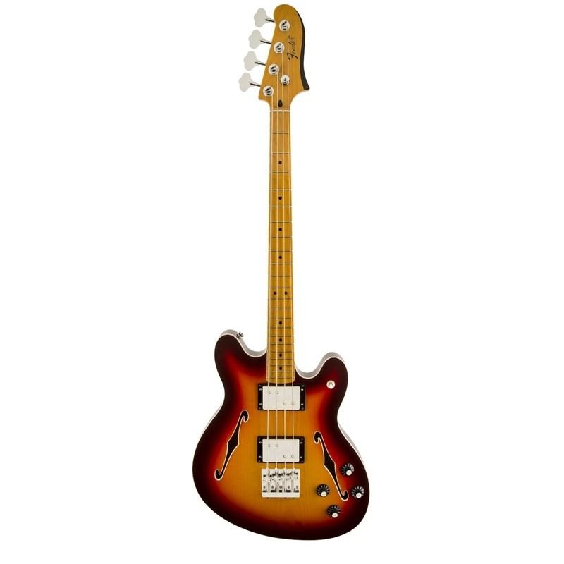 Baixo Fender 4c Modern Player Starcaster® 0243302531 Fender - Aged Cherry Burst (531)