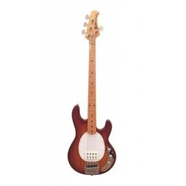 Baixo Music Man Sting Ray Classic Mp 4 Cordas Music Man - Sunburst (Honey Burst) (HB)