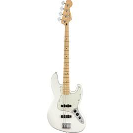 Baixo Player Jazz Bass MN PWT (014-9902-515) Fender - Branco (Polar White) (515)