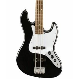 Baixo SQ AFF J Bass LRL BLK 0370760506 Squier By Fender - Preto (Black) (506)