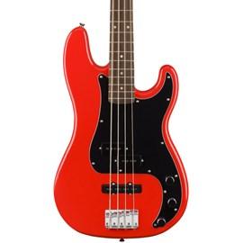 Baixo SQ AFF P Bass PJ LRL RCR 0370500570 Squier By Fender - Vermelho (Racing Red) (570)