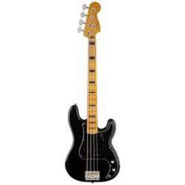 Baixo Squier Classic Vibe 70s Precision Bass Squier By Fender - Preto (Black) (06)