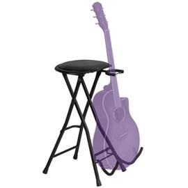 Banco com Suporte para Guitarra DT7500 On-stage Stands