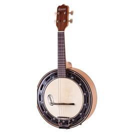 Banjo Estudante RJ14 ELF Elétrico Rozini - Natural (Satin Natural) (SN)