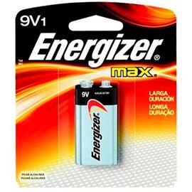 Bateria 9v Max Energizer