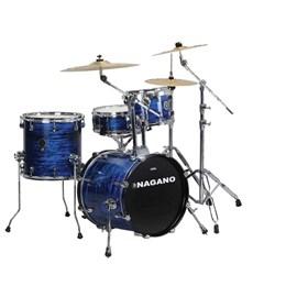 Bateria Concert Gig Bb (Brooklin Blue) Nagano - Brooklin Blue (BB)