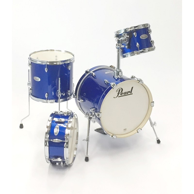 "BATERIA MIDTOWN MDT764P 16""10""13""13"" #717 HIGH VOLTAGE BLUE Pearl"