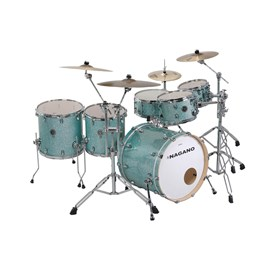 Bateria Nagano Work Séries Nagano - Aquamarine Sparkle (AS)
