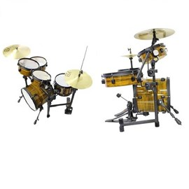 Bateria Pocket (08''/10''/13''/12''14'') RMV
