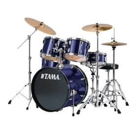 """Bateria Swingstar S50h4(10""""12""""14""""20""""cx14"""") (Mnb) Tama - Azul (Midnight Blue) (MNB)"""