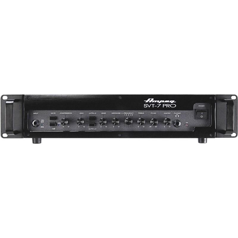 Cabeçote para Contrabaixo SVT7 Pro Bass Head Ampeg
