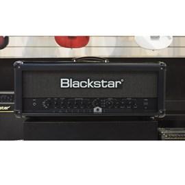 Cabeçote para Guitarra ID100 TVP com Caixa ID412A de Brinde Blackstar