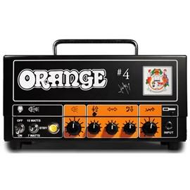 Cabeçote Valvulado para Guitarra Signature Jim Root Terror Orange
