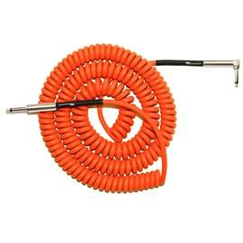 Cabo Classic Jimi Espiral P10-P10 Reto/L 9,15m Tecniforte - Laranja (Orange) (OR)