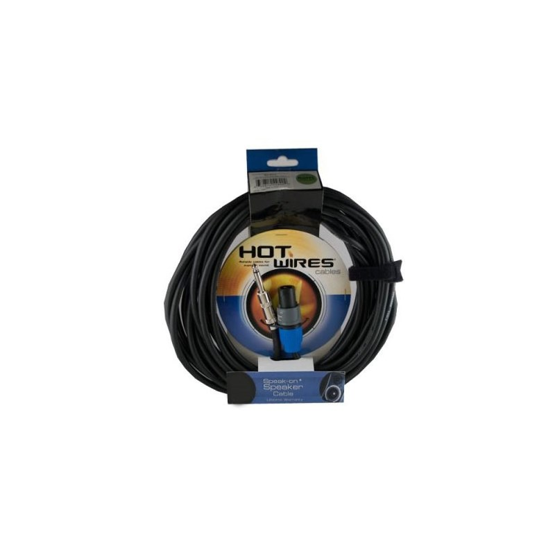 Cabo para Caixa Speakon/ P10 Sp14-10sq 3,00m Hot Wires Cables - Made ...