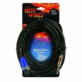 Cabo para Caixa Speakon/ P10 Sp14-50sq  15,00m Hot Wires Cables
