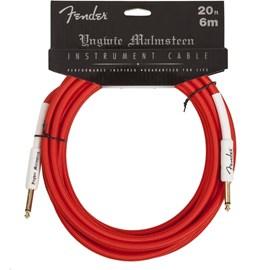 Cabo para Instrumento 6,10m - Yjm Yngwie Malmsteen Fender - Vermelho (Candy Apple Red) (09)