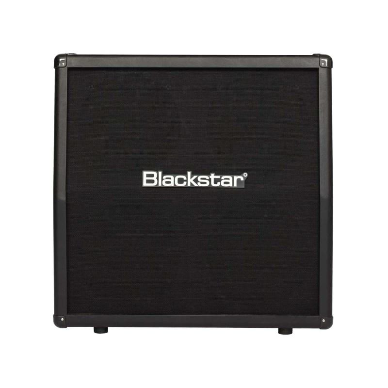 """Caixa Acústica Angulada com 4 Falantes Celestion Seventy80 ID 412B 320w 4x12"""" Blackstar"""