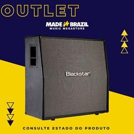 """Caixa Acústica Ht Venue 412A  Angulada 320w 4x12"""" Blackstar"""