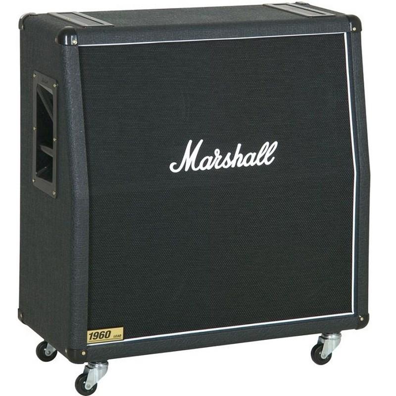 Caixa Acústica Marshall 1960 a para Cabeçote de Guitarra Marshall