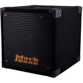 """Caixa Acústica para Contrabaixo New York 151 Black 300w 8ohms 1x15"""" Markbass"""