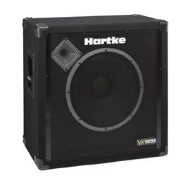 """Caixa Acústica para Contrabaixo VX115 300watts 1x15"""" 8ohms Hartke"""