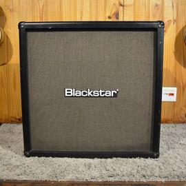 """Caixa Acústica Reta com 4 Falantes Celestion Seventy80 ID 412B 320w 4x12"""" Blackstar"""