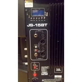 "Caixa de Som Ativa Jbl Js15 Bluetooth - 15"" 200 Watts Jbl"