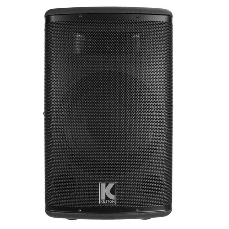 """Caixa de Som Ativa KPX12A 12"""" 200 Watts Kustom"""