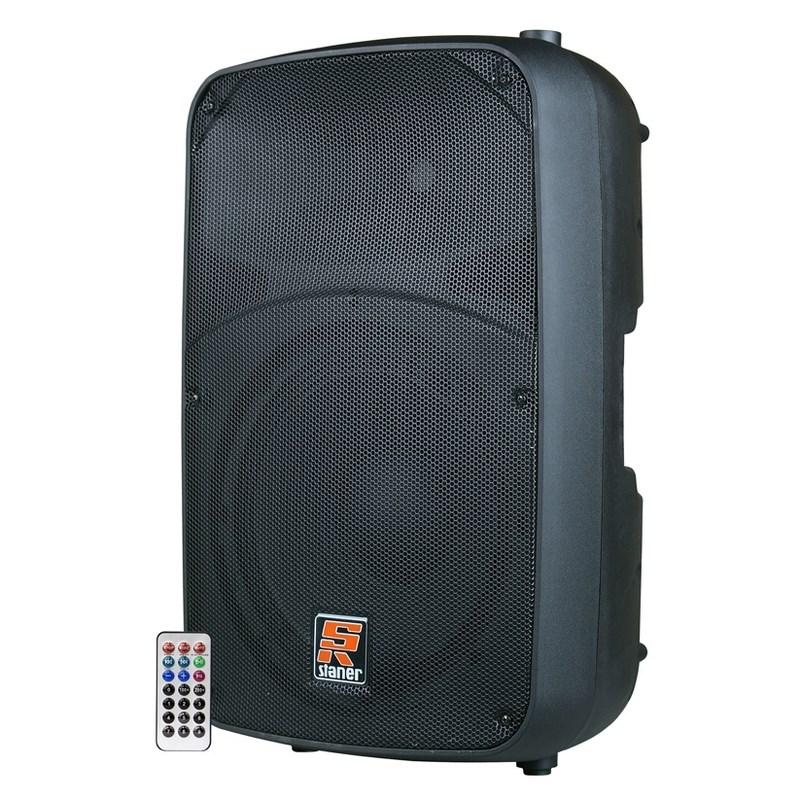 Caixa de Som  Ativa Sr-212a Staner Bluetooth Staner