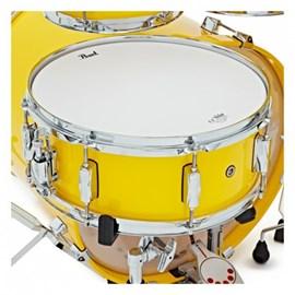 "Caixa para Bateria Decade Maple 14"" X 5,5"" DMP1455S/C 228 Pearl - Solid Yellow (228)"