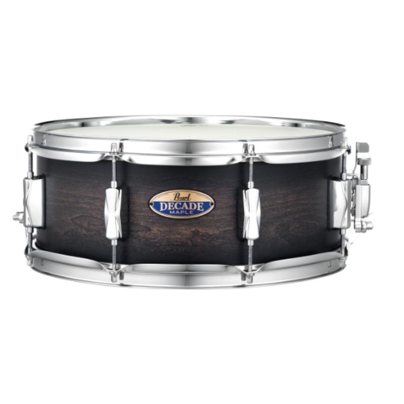 "Caixa para Bateria Decade Maple 14"" X 5,5"" (Dmp1455s/c) Pearl - Satin Brown Burst (260)"