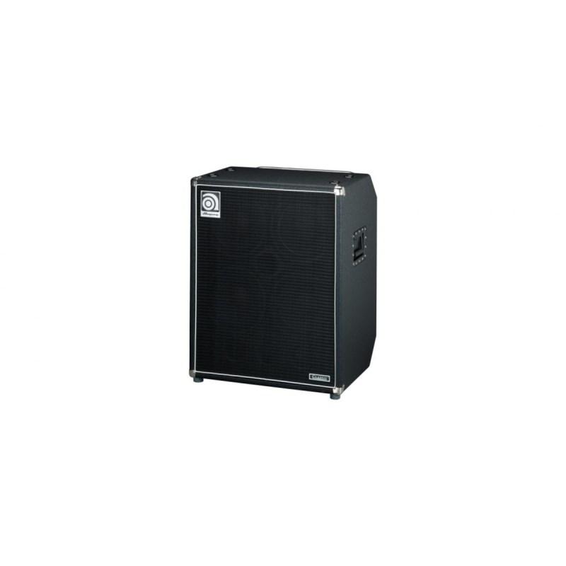 Caixa Passiva SVT410 HLF para Contrabaixo 4×10 500 watts Ampeg