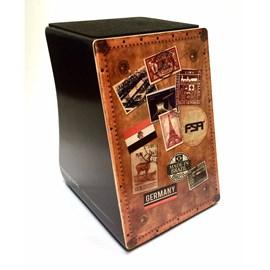 Cajon elétrico FC6621 Design History FSA