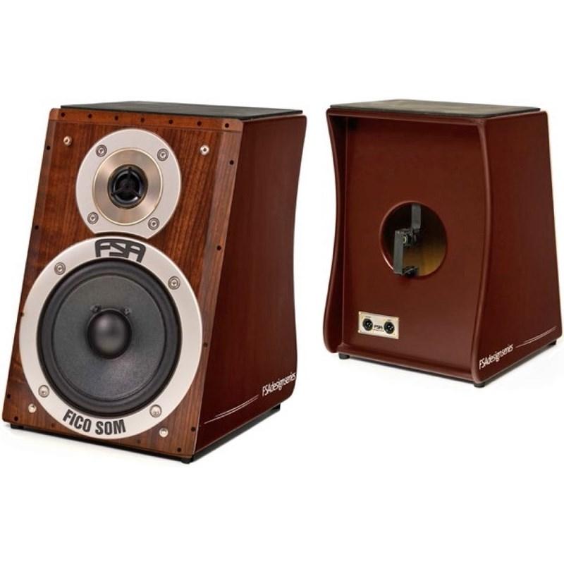 Cajon Elétrico Inclinado Design Séries Speaker- Fc6619 Fsa