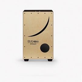 Cajon Roland EC-10 com Camadas Eletrônicas Roland