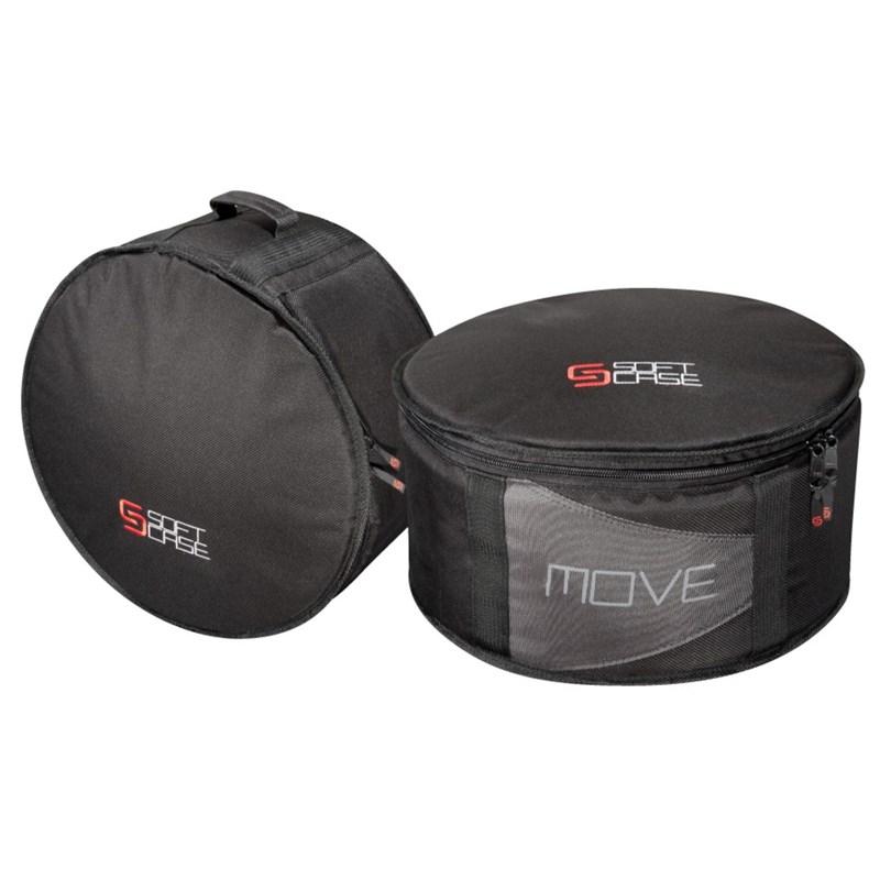 Capa para Caixa de Bateria 14'x 6,5' Move Soft Case