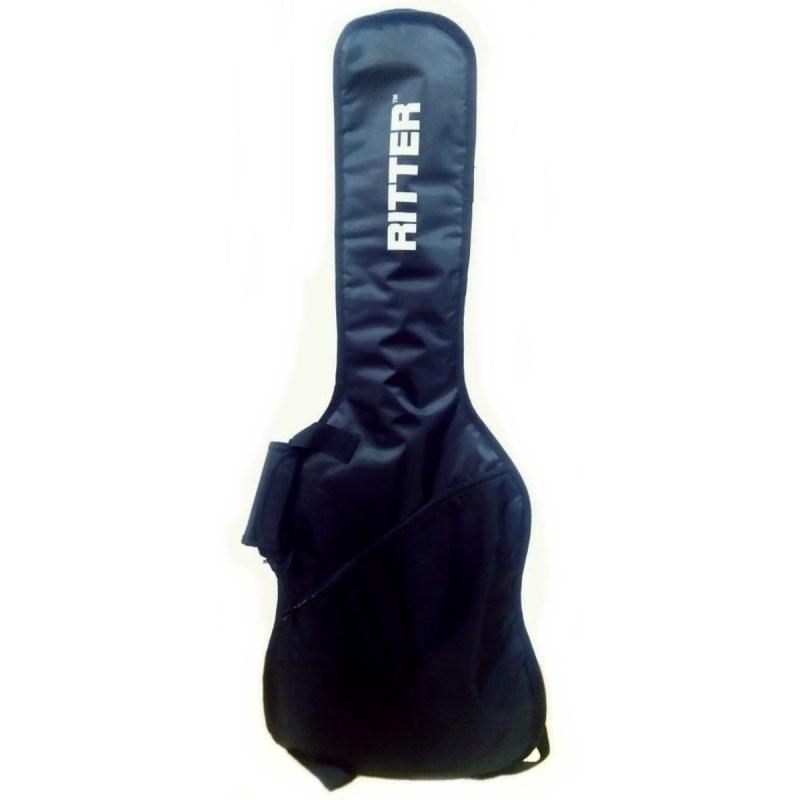 Capa para Guitarra HG300 E/BLK Ritter