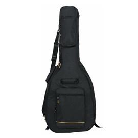 Capa  para Violão de Nylon Linha Deluxe Rb-20508b Rockbag