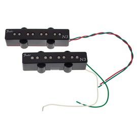 Captador Fender N3 Noiseless Jazz Bass - Set 2 Fender
