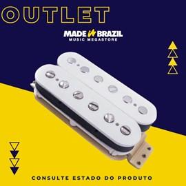 Captador Twin Head Hb Vintage  - Braço (Branco) Fender