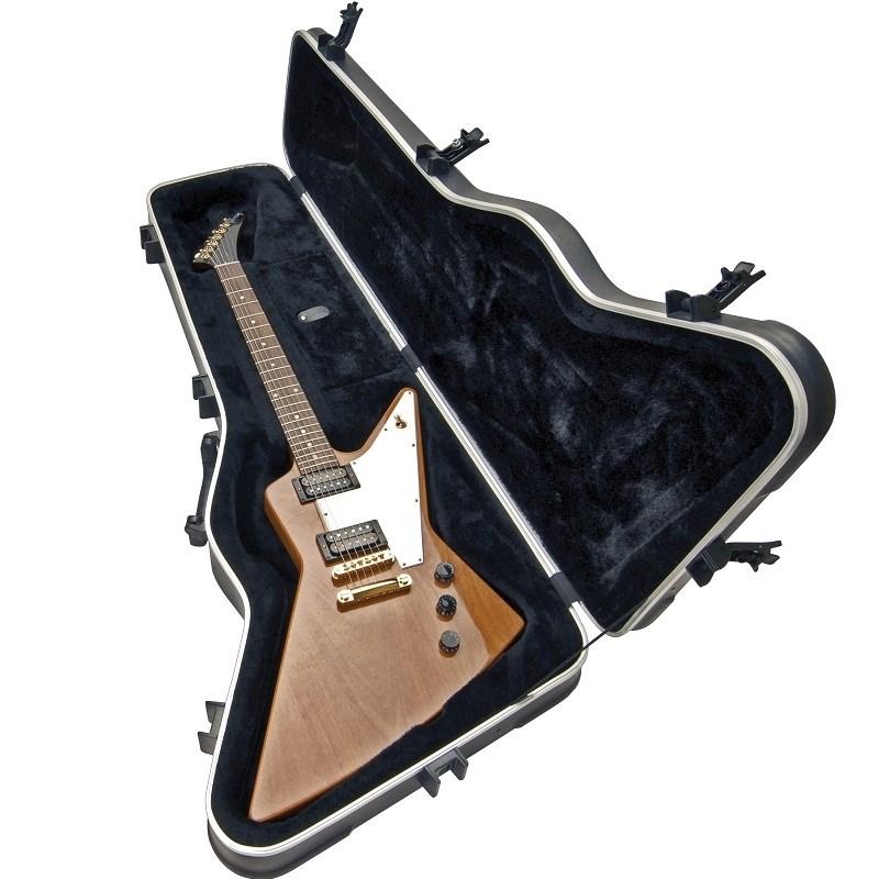 Case para Guitarra Explorer/ Firebird Deluxe Skb-63 SKB