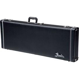 Case para Stratocaster e Telecaster Pro Séries Hardshell Fender - Preto (Black) (BL)